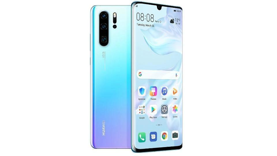 Huawei P30 Pro comes with four rear cameras.
