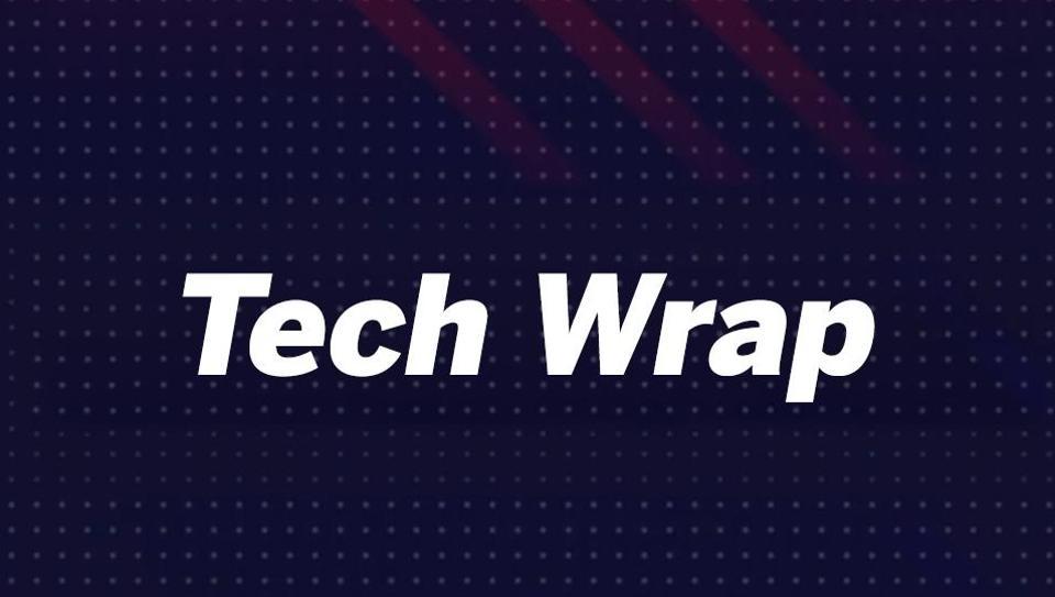 Tech headlines of the week.