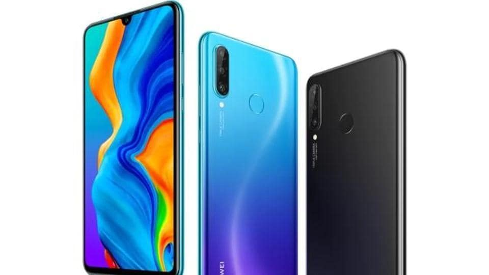 Huawei 'P30 Lite' sale at Amazon India on Thursday