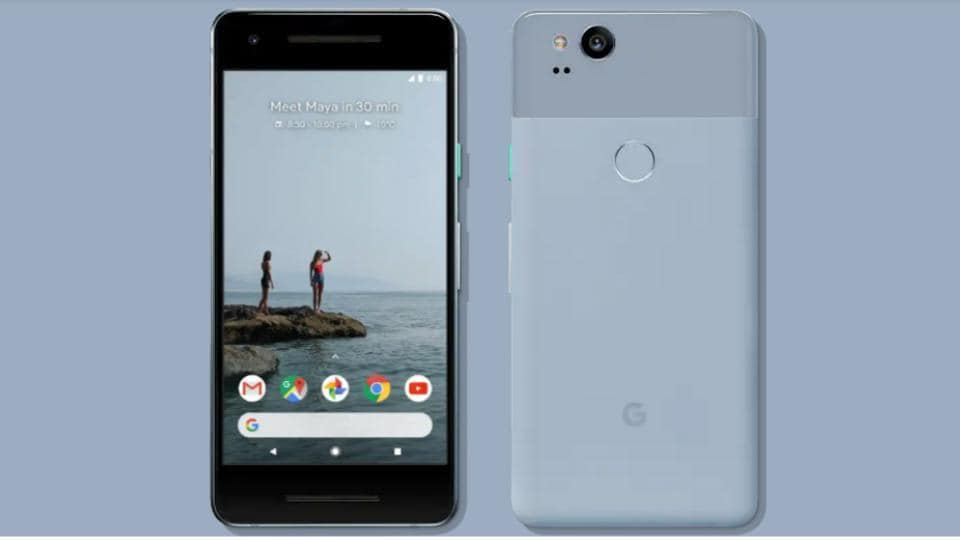 Google Pixel sales dipped first quarter this year.