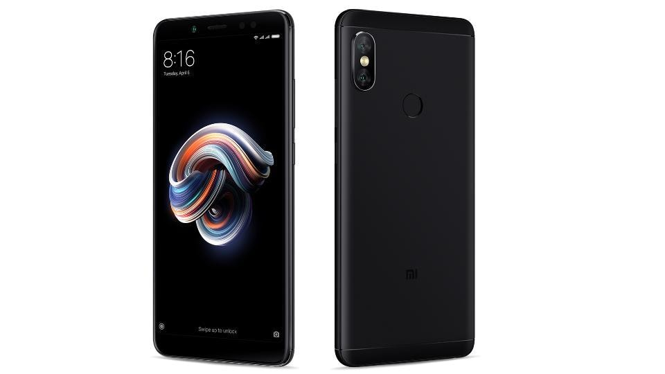 Redmi Note 5 Pro is available with exchange offers.
