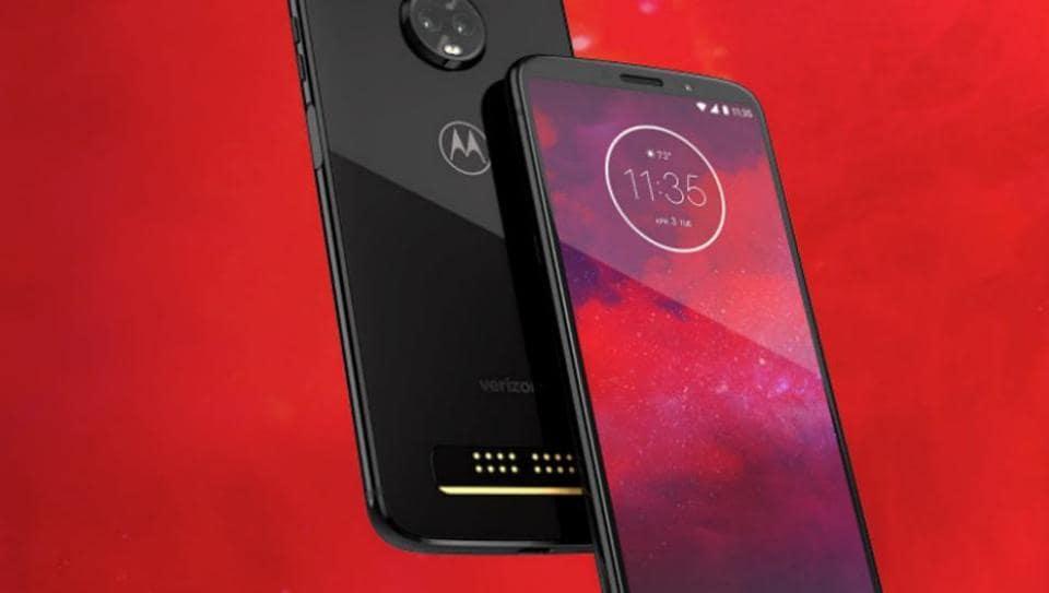 Moto Z4 will succeed the present Moto Z3 smartphone.