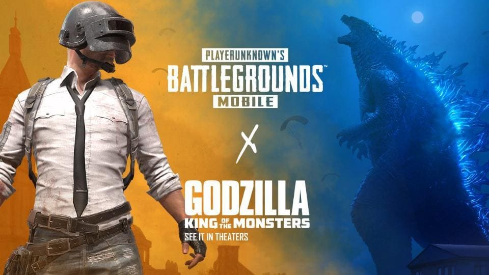 PUBG Mobile x Godzilla: King of the Monsters