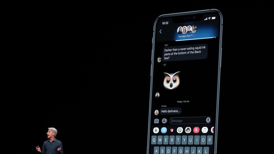 Apple Launches Ios 13 Dark Mode To Updated Messages Here Are The Top New Features