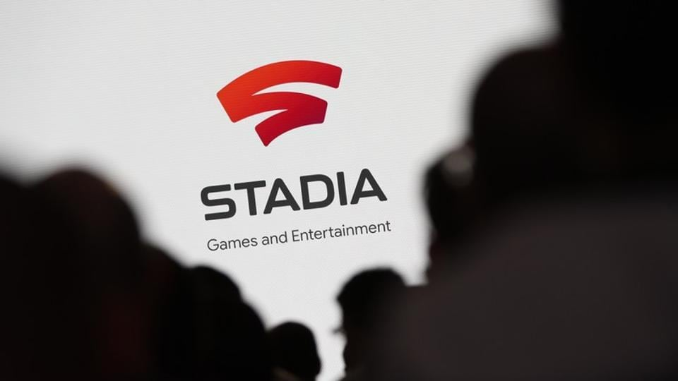 Spectators look on during a Google keynote address announcing a new video gaming streaming service named Stadia that attempts to capitalize on the company's cloud technology and global network of data centers, at the Gaming Developers Conference in San Francisco, California, U.S., March 19, 2019.