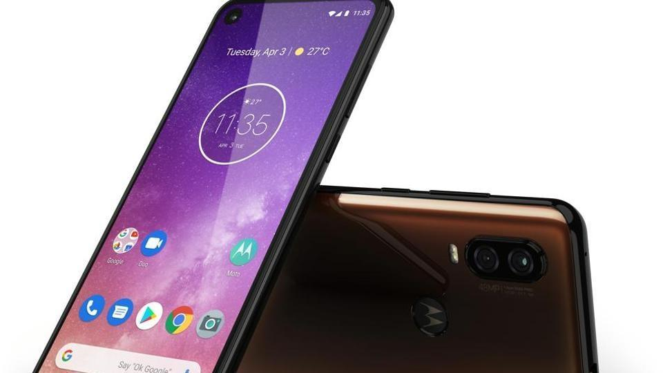Motorola One Vision launched