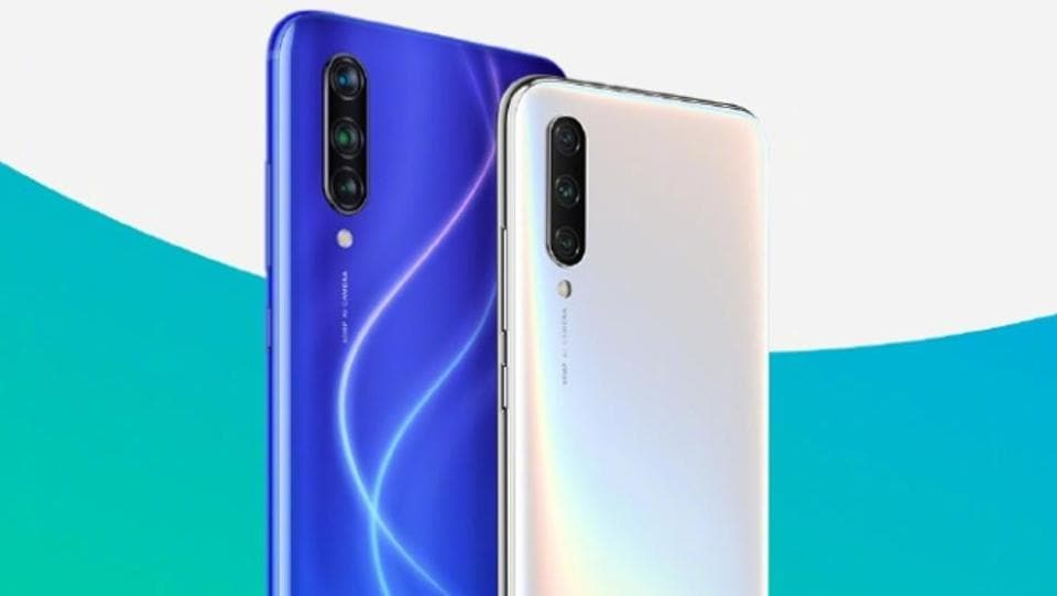 Xiaomi shared the first image of its new CC9 ahead of the official launch.