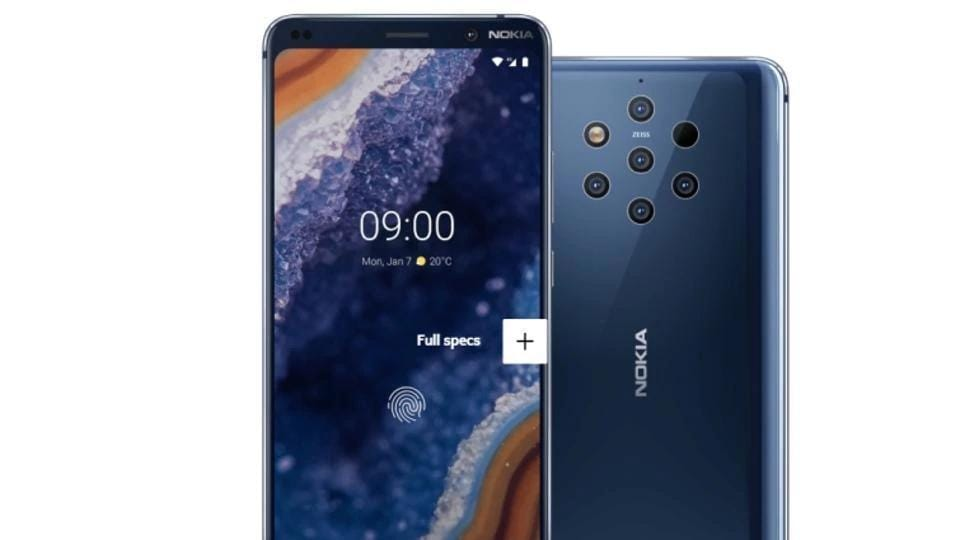 Nokia 9 PureView is coming to India soon