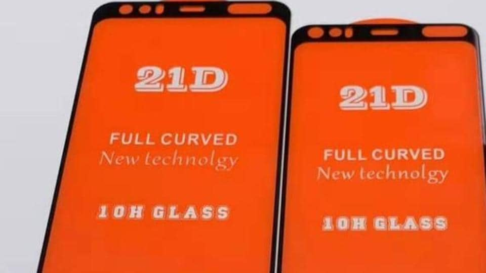 Google Pixel 4 screen leaked