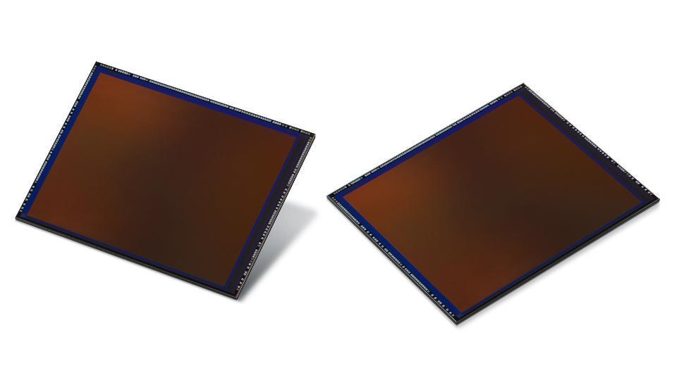 Samsung 108-megapixel image sensor.