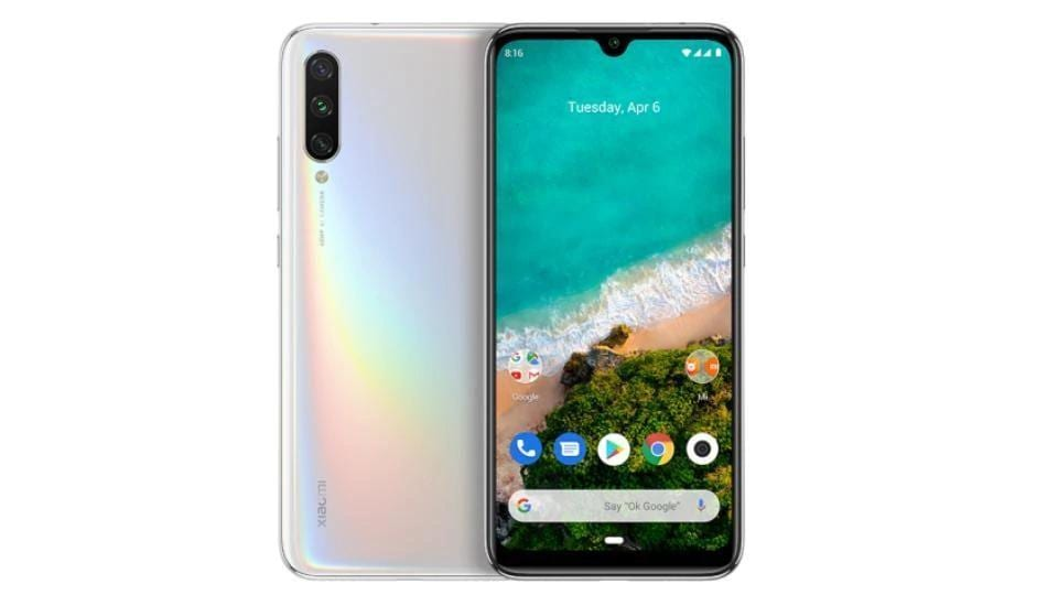 Xiaomi Mi A3 Android One will launch in India soon