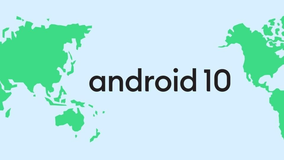 Android 10 is now rolling out