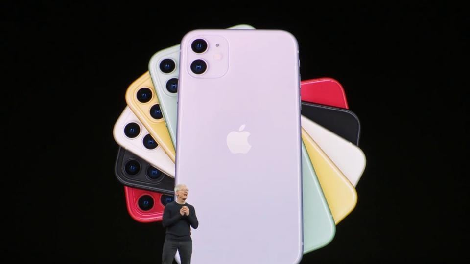 Apple iPhone 11 launched