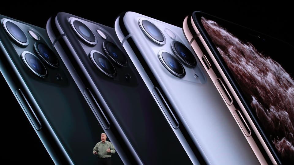 Apple iPhone 11, iPhone 11 Pro and iPhone 11 Pro Max launched.