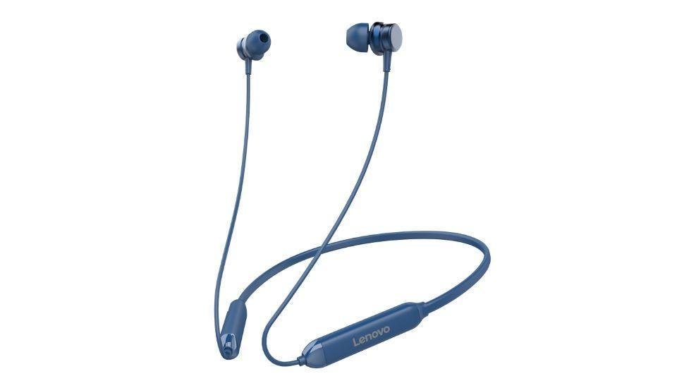 Lenovo Bluetooth headphones.