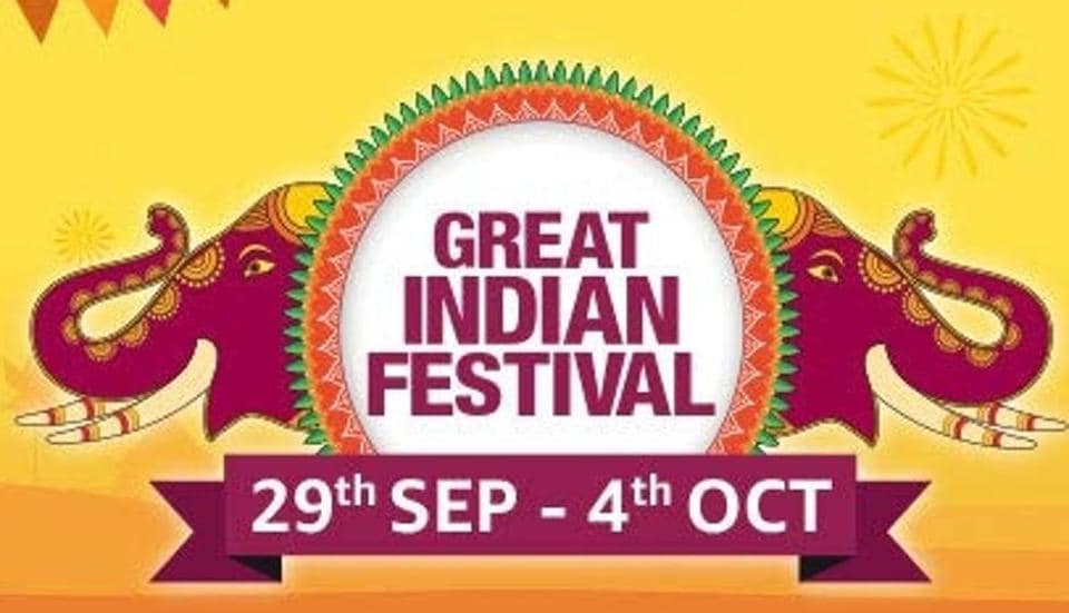 Amazon Echo devices will be available with discounts during Great Indian Festival.
