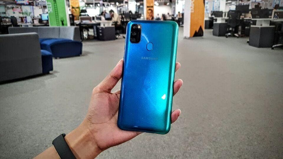 Samsung Galaxy M30s is official.