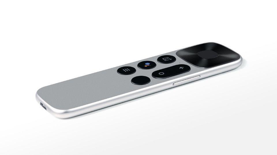 OnePlus TV remote.