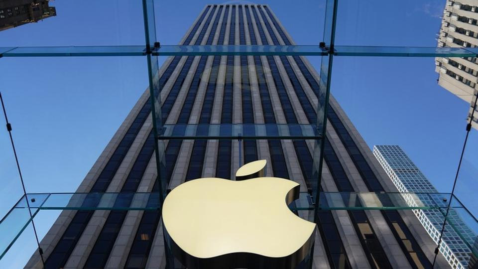 The inside of the Apple Store on Fifth Ave is pictured in the Manhattan borough of New York, New York, U.S., September 20, 2019.