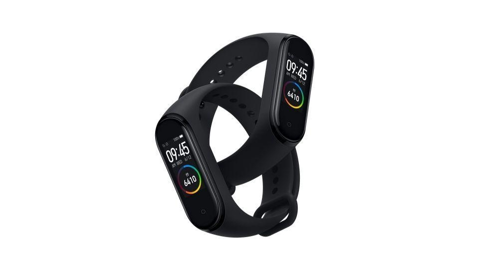 Xiaomi Mi Band 4 top features.