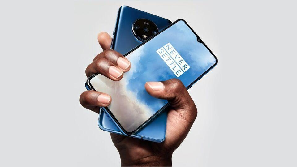 OnePlus 7T launched in India.