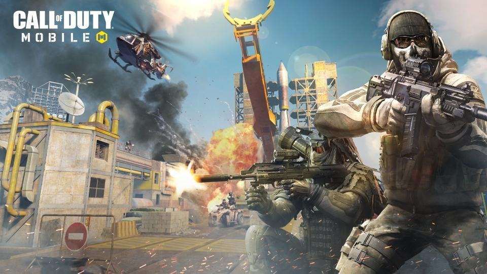 Call of Duty: Mobile rolls out tomorrow