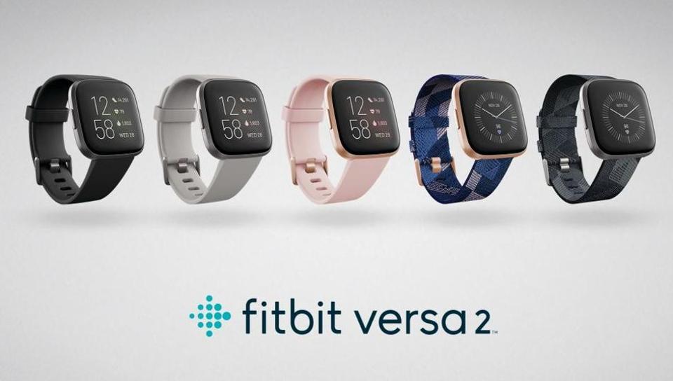 Fitbit unveils 'Versa 2' smartwatch in India