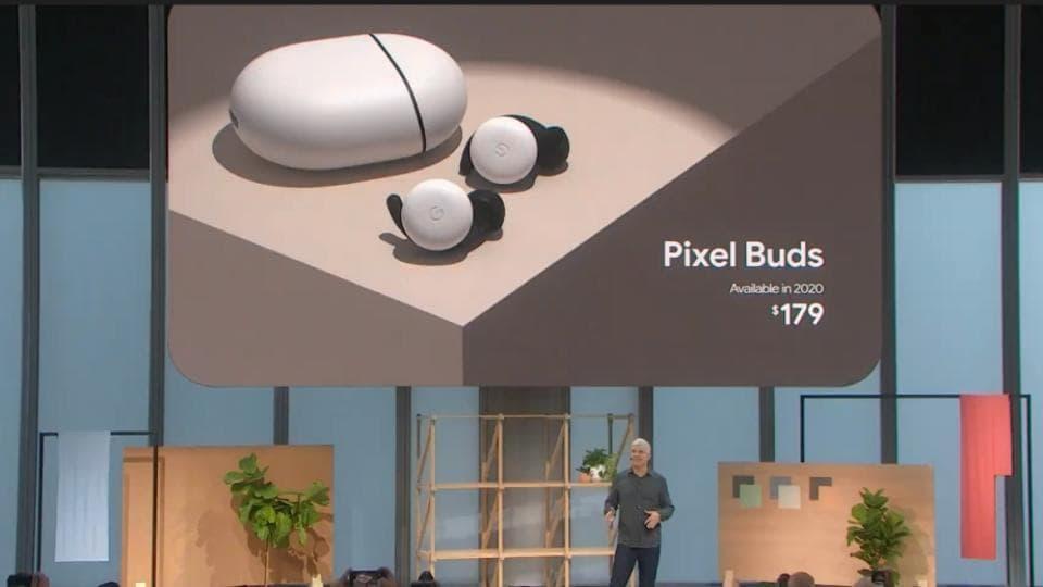 Google unveils Pixel Buds