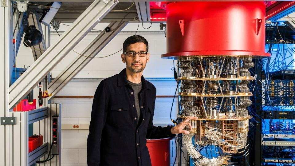 Google claims 'quantum supremacy'