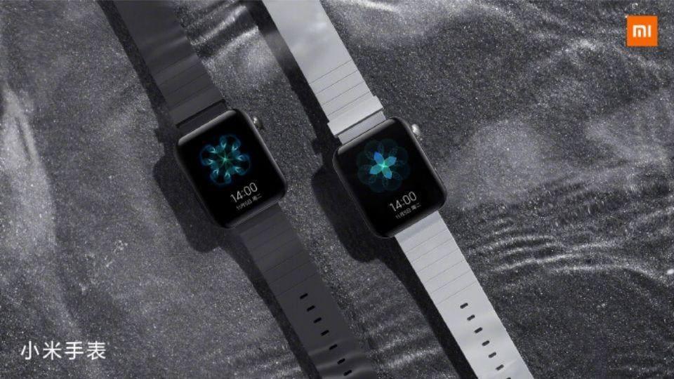 Xiaomi Mi Watch launch on November 5.