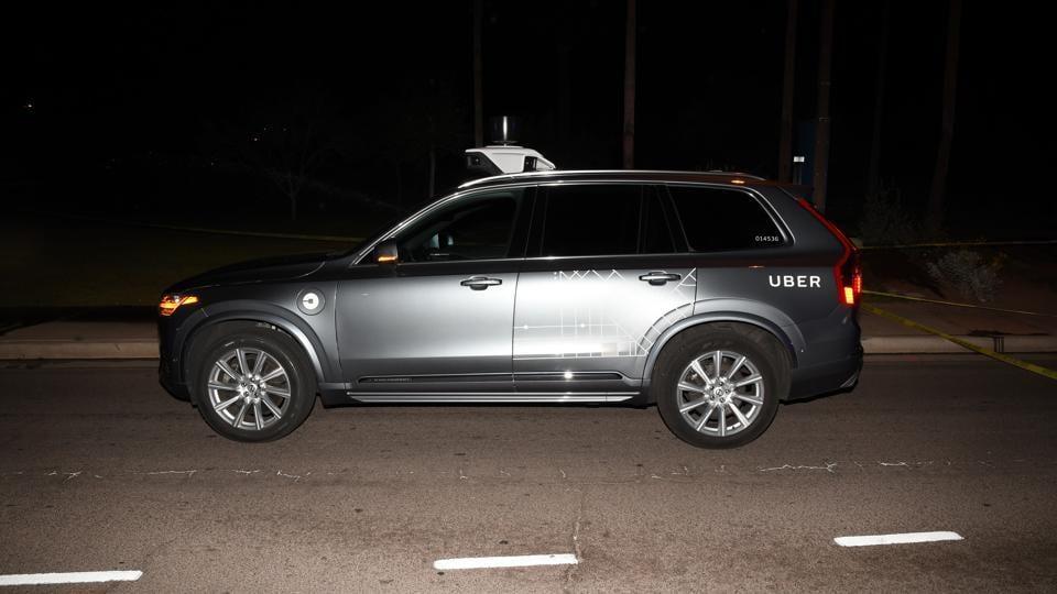 Expert finds Uber is still using Waymo's self-driving tech.
