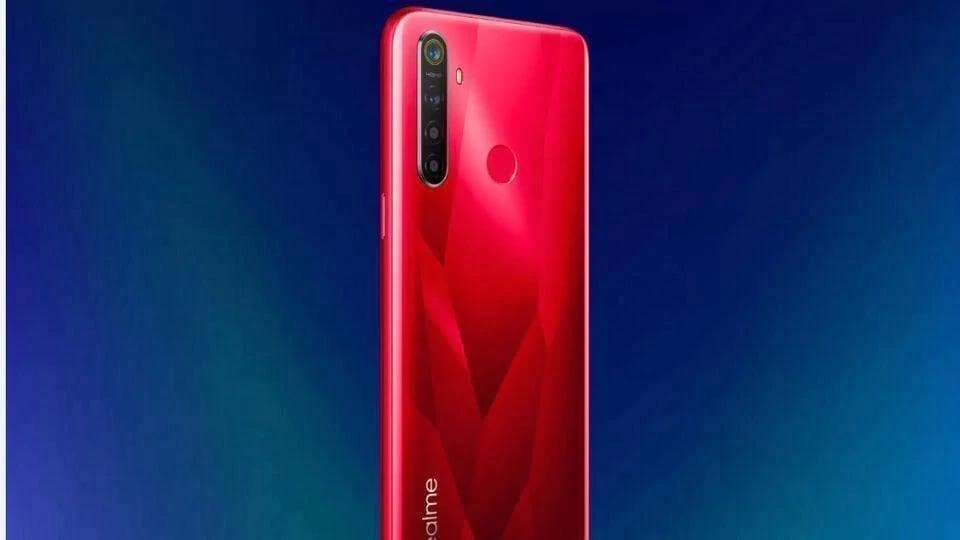 Realme 5s budget phone launched earlier this week.