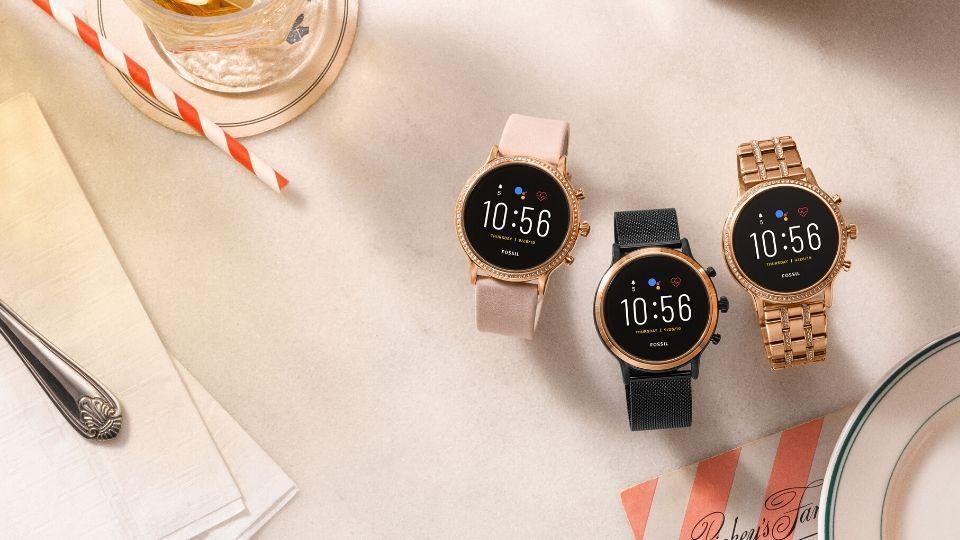 Fossil Gen5 smartwatch series.