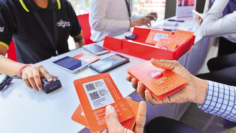 Reliance Jio along with Airtel and Vodafone-Idea to hike prices from December.
