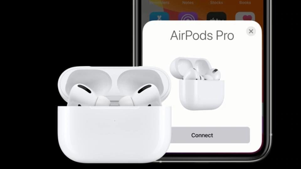 Apple AirPods Pro is available in India at Rs 24,900.