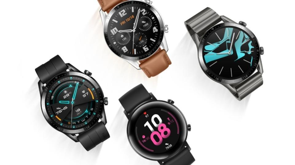 Huawei Watch GT 2 is coming soon