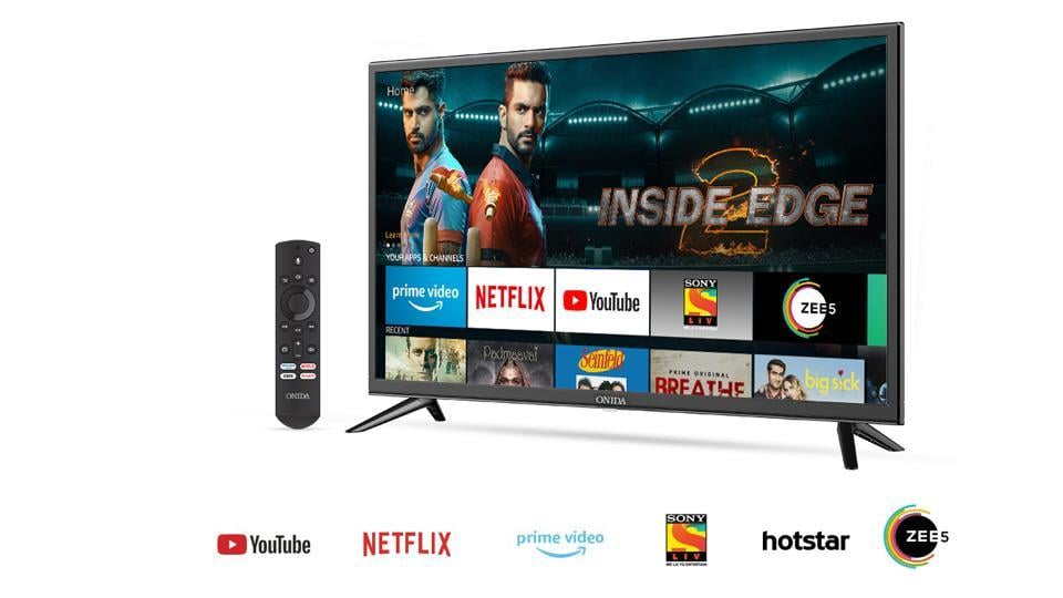 Amazon brings Fire TV edition smart TVs to India
