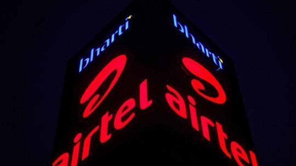 Airtel's limited time offer on its broadband service.