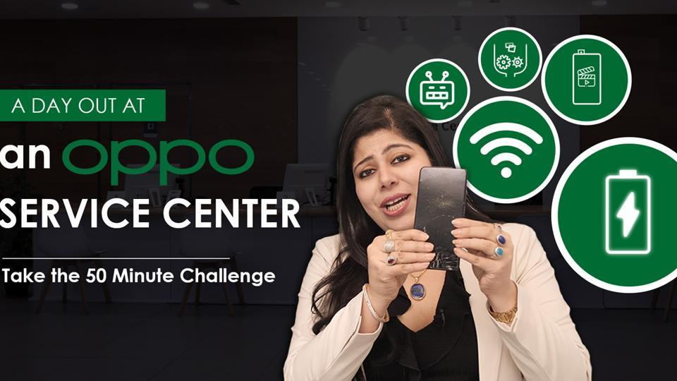 <p>A service center that fixes your phone within an hour — hard to believe? Have a walk through of the OPPO service center with RJ Stutee and see what is in store for you. With 96% spare parts readily available, fixing your phone won't be a pain anymore. The video is part of partner content made by HT Brand Studio. What's more? Let's find out.</p>