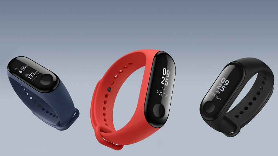 The Mi Band 3 was one of the most shopped for and one of the most gifted tech products for 2019 on Amazon