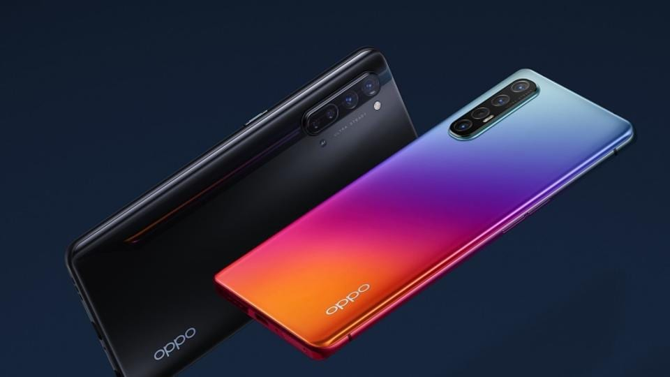 Oppo Reno 3 series launched