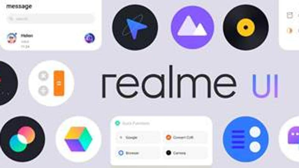 Realme UI launched
