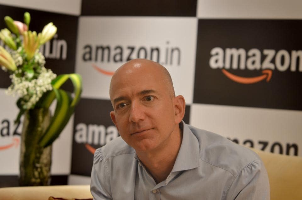 Jeff Bezos kicked off his India tour with Amazon's Smbhav where he announced that Amazon would be investing $1 billion (Rs 7,087 crores approximately) in digitising small and medium businesses (SMBs) on its platform in India.