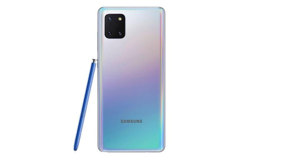 Samsung Galaxy Note 10 Lite launched in India.
