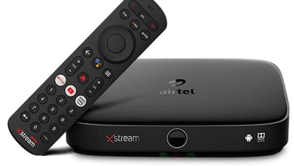 Airtel Xstream box available with limited time offers.
