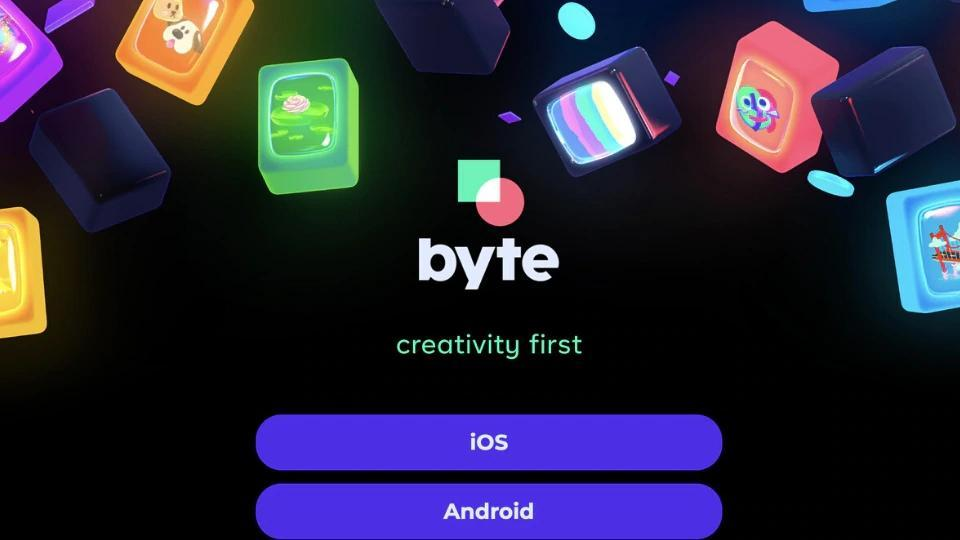 """Byte """"ended Friday as the No. 1 free iPhone app on the U.S. App Store and is still in the top spot,"""" said Randy Nelson of research firm Sensor Tower."""
