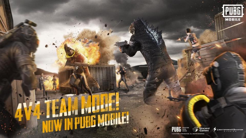 PUBG Mobile Team Deathmatch mode tips and tricks.