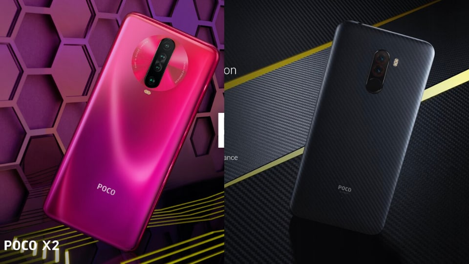 Poco X2 vs the Poco F1: How do the two phones from the Poco stable match up? We found out for you