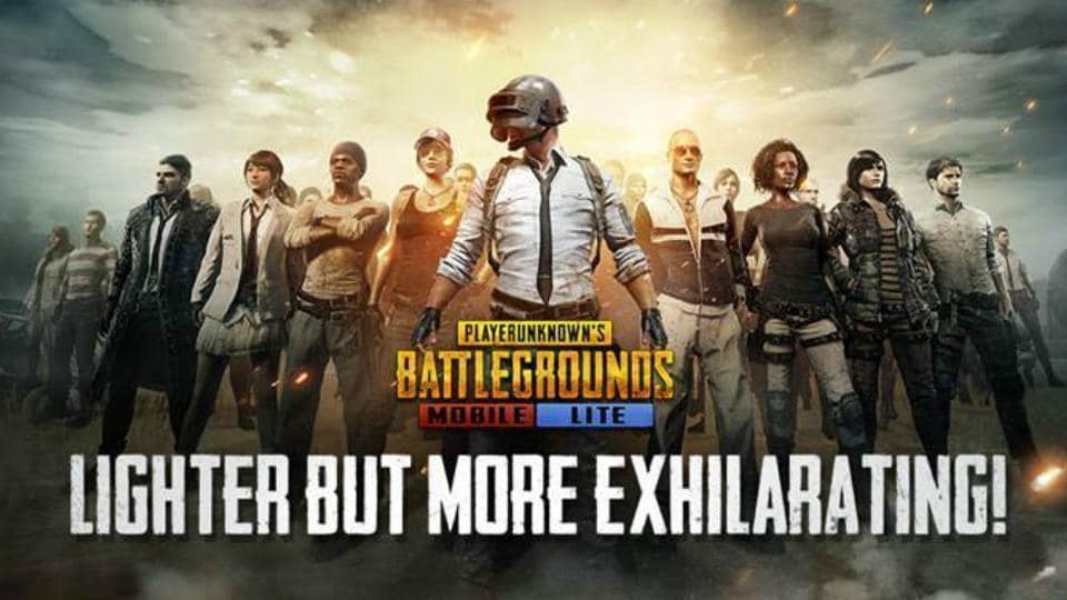 PUBG Mobile Lite launched in India last year.