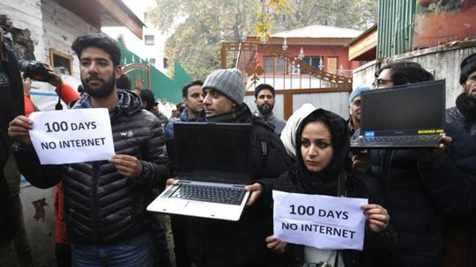 "The police have filed the FIR under the Unlawful Activities (Prevention) Act that intends to curb the spread of rumours and misinformation. In the complaint, J&K Inspector General of Police, Vijay Kumar, made an appeal to the general public to ""not access social media through VPN""."